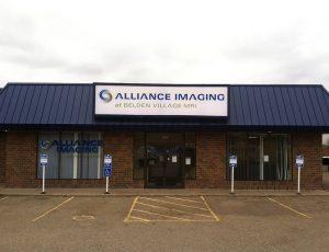 Alliance HealthCare Radiology at Belden Village center exterior